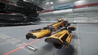 Star Citizen | 3.0 PTU New Ships Hangar Tour