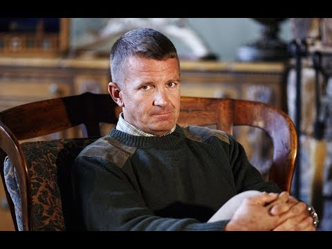 Trump Donor Erik Prince Wants His Mercenaries To Take Over Afghanistan War