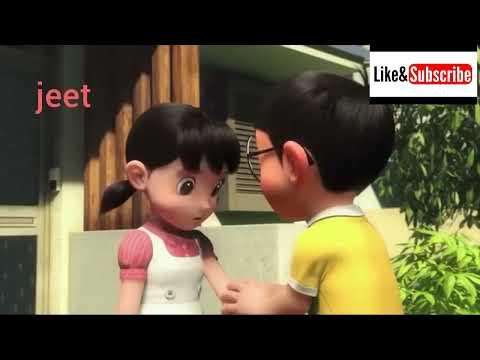 Baaton Ko Teri (Nobita Shizuka Song) Full Hd