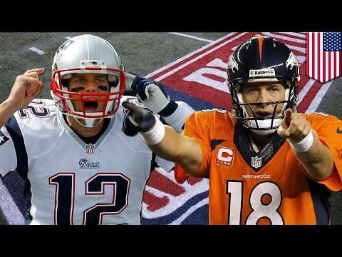 Patriots vs Broncos AFC Championship: Cry Brady and old Manning ready for one last game