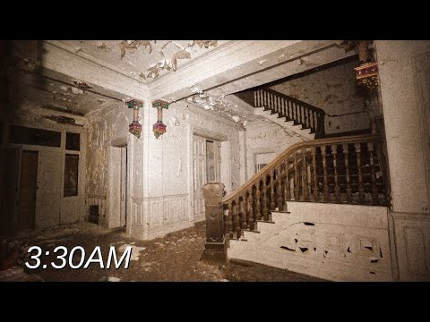 Night of Horrors - Exploring Baltimore's Creepy Children's Asylum at 3AM