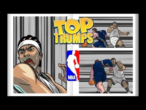 Citra Emulator (CPU JIT) - Top Trumps: NBA All Stars [1080p] - Nintendo 3DS - 동영상