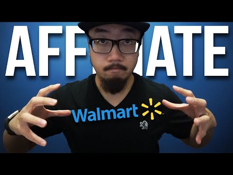 How To Make Money Online with Walmart Affiliate Program (REVIEW)