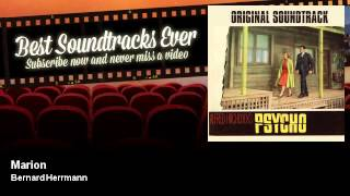 Bernard Herrmann - Marion - Psycho (1960)
