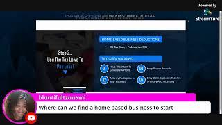 INC LLC or HOME BASED BUSINESS | TAX STRATEGIES FOR HIGH INCOME EARNERS| CASHFLOW SECRETS