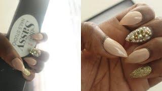 nail a peel
