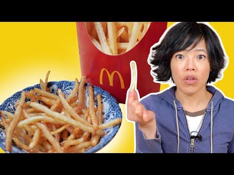 The Original McDonald's French Fry Recipe?