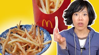 The Original McDonald's French Fry Recipe?