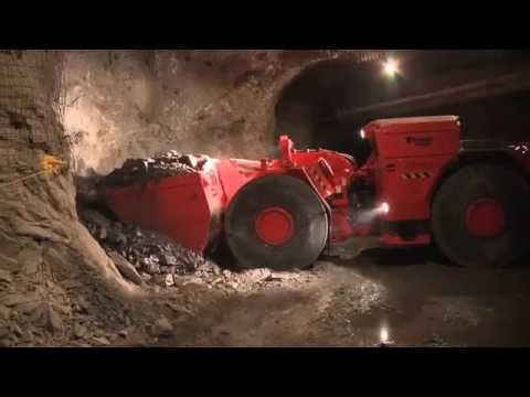 Keeping Mobile Equipment in Underground Mines Safe | La sécurité de l'équipement minier
