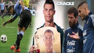 Suárez 'SE COMIÓ' a MÉXICO  | ICARDI defiende a MESSI | CRACKS 'molestos' con FIFA 19