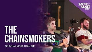 "The Chainsmokers - ""We're Not Even DJing on This Up Coming Tour"""