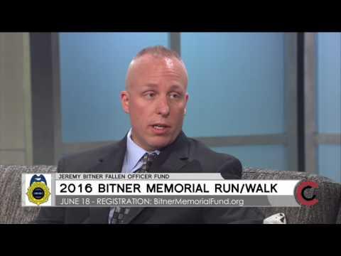 Bitner Fallen Officer Fund - June 9, 2016