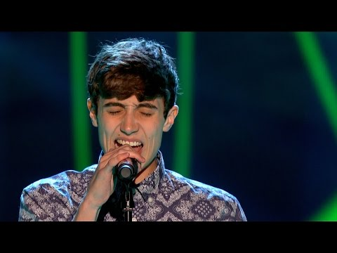 Josh McDonough performs 'Waves' - The Voice UK 2015: Blind Auditions 3 - BBC One