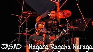 JASAD & BOB TURBIDITY - Nagara Ragana Naraga [Live] @ Save Our Future RockinFest 2019