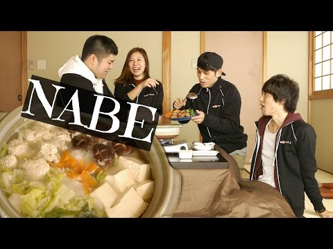 How To Make Japanese Nabe Hot Pot Ft. ないとーvlog・K's Kictchen・コンマニセンチ竹永 | YouTube NextUp Collaboration