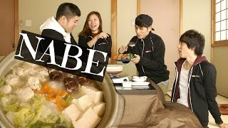 Repeat youtube video Japanese Winter Food: How To Make Japanese Nabe Hot Pot | YouTube NextUp Collaboration Video