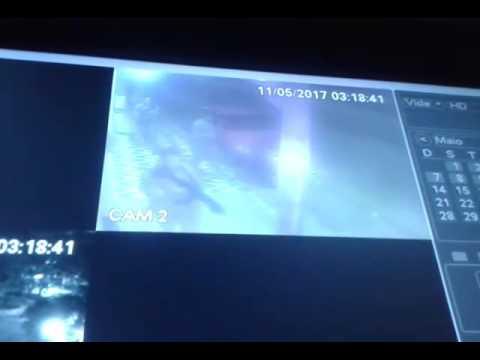 FOGO CRUZADO EM CUITÉ  , VÍDEO MOSTRA AÇÃO POLICIAL CONTRA BANDIDOS NO ASSALTO AO BRADESCO