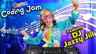 JAMMIN' WITH DJ JILLIAN!!! Making Tunes with Osmo Coding Jam! thumbnail