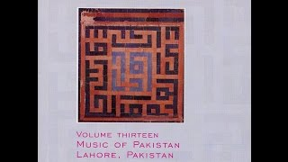 Music of Pakistan, Lahore - Râga Yaman (Evening)