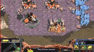 StarCraft Brood War [FPVOD] azbuka sc zerg urok1