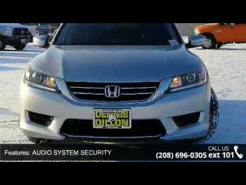 2014 Honda Accord LX - Dennis Dillon Chrysler Jeep Dodge ...