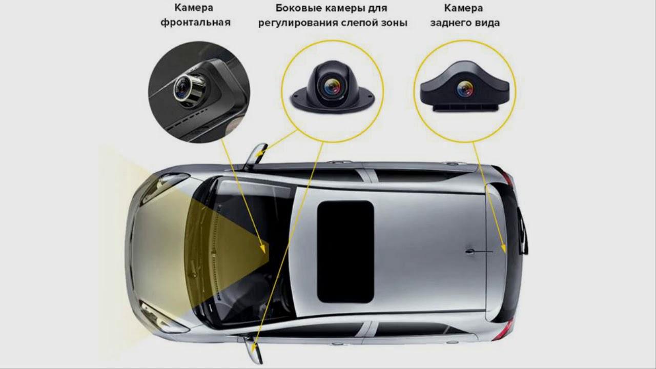 HGDO ADAS - автомобильный видеорегистратор
