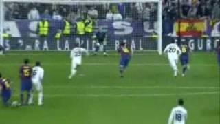 BARCELONA VS REAL MADRID 2010   2-0   JORNADA 31