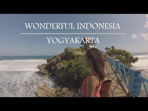 Wonderful Indonesia - Yogyakarta Trip | GoPro 2016