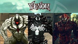Prototype 2 Mods - Anti-Venom, Venom, Carnage (Symbiote Mod)