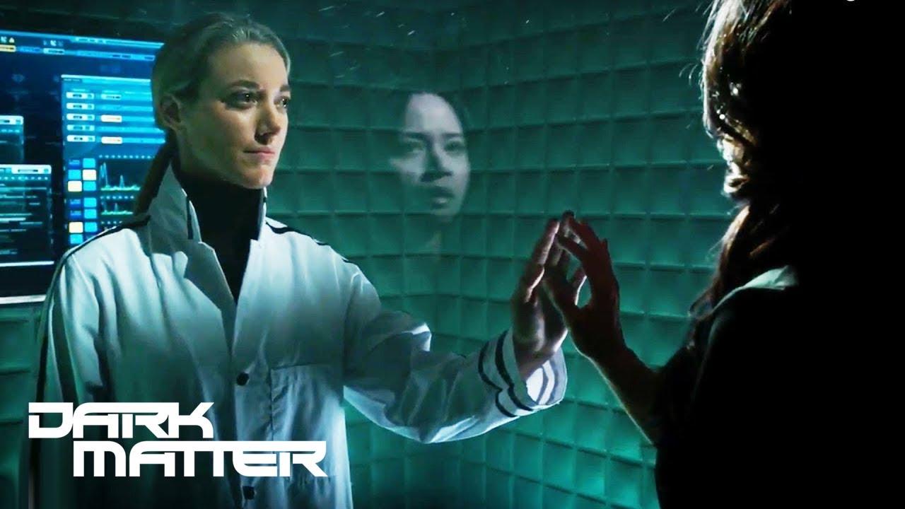 DARK MATTER | Season 3, Episode 10: Who\'s That Girl? | SYFY - YouTube