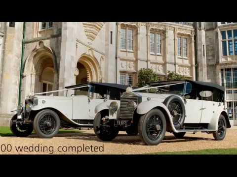 The Premier Collection For Wedding Cars