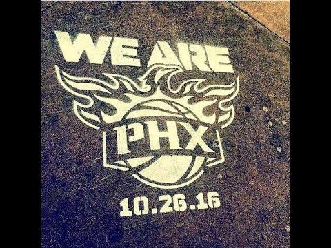 Phoenix Suns vs Kings (Suns Season Opener 2016-17)