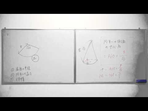 ... 求め方 by いまちゅう塾 - 2016-05 : 図形の体積の求め方 : すべての講義