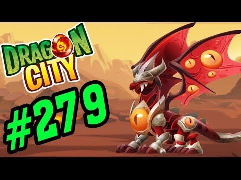 Dragon City Game Mobile - Đánh Bại Con Mắt Gian Tà - Nông Trại Rồng Android, Ios #279