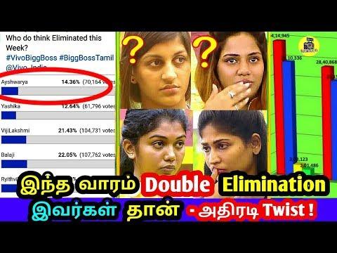 அதிரடி Twist ! இந்த வாரம் Double Elimination-ல் வெளியேறுவது இவர்கள் தான்! Vijay TV ! Bigg Boss Tamil thumbnail