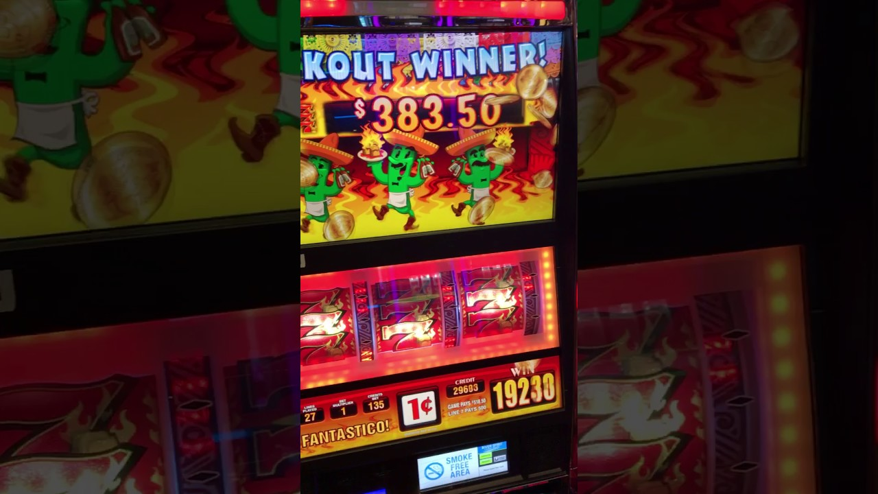 Hot Tamales Slot Machine