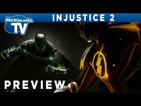[PREVIEW] Injustice 2, le retour de la castagne entre super-héros