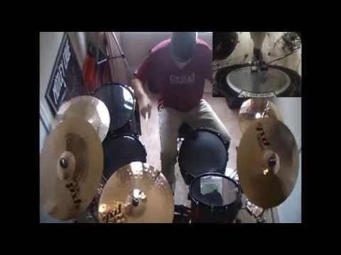 Skillet - Rebirthing (Drum Cover)
