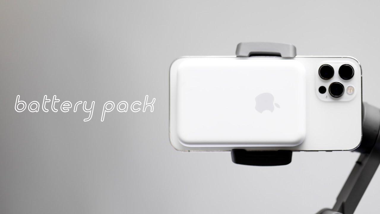 【Apple新商品】 iPhone動画にMagsafeバッテリーは必要か?
