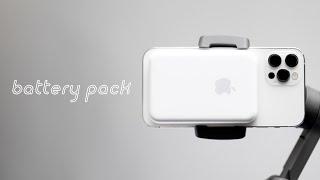【Apple新商品】 Magsafeバッテリーはクリエイターにとって正義か?