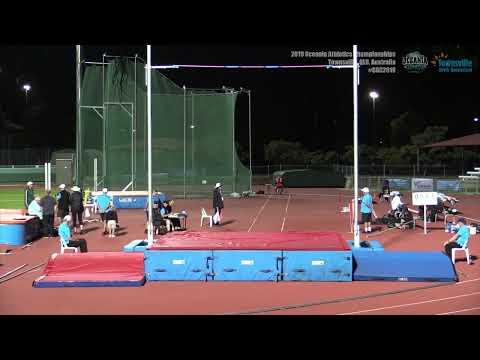 Oceania Athletics Live Stream