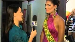 Letícia Freitas, de Roraima, vence edição do Miss Brasil Gay 2013