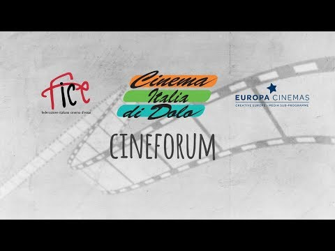 Cinema Italia - Cineforum ottobre-dicembre 2017