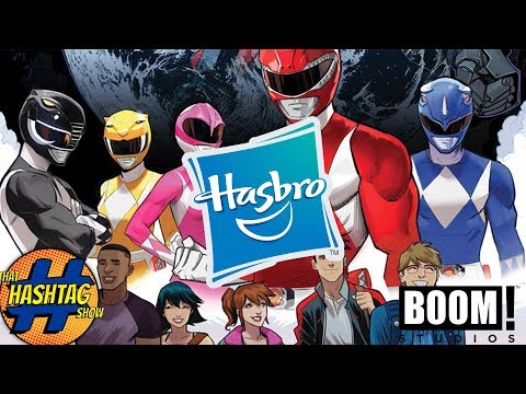 Hasbro Owns Power Rangers What Will Happen to Boom Studios  | The Ranger Wrap Up