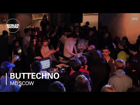 Buttechno Boiler Room Moscow Live Set