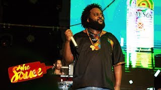 Sudanese rapper Bas performs his J. Cole collab track 'Tribe'