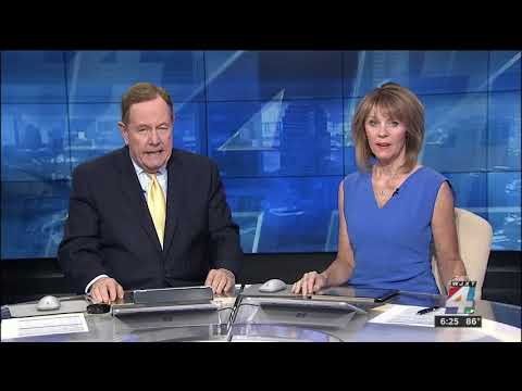 WJXT News Coverage of Law Office Theft