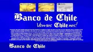 Spot Banco de Chile Thumbnail