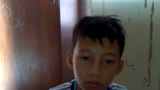 fadil bernyanyi song by TEGAR