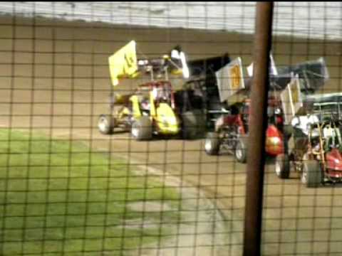 August 08, 2009 Whip City Speedway 750 Sportsman
